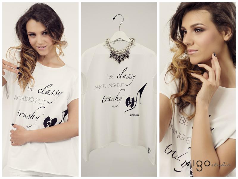 T-shirts by Vigo Studio