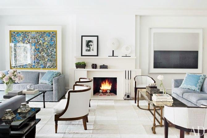 Paris Interior Design Parisian Interior Design: 16 Images Of Chic ...