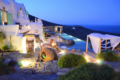 Mykonos Villa, Greece